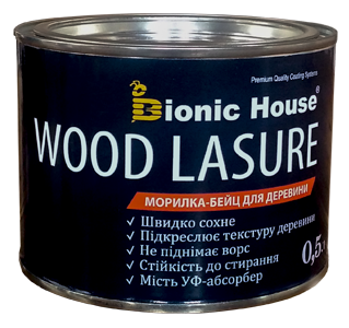 Морилка Wood Lasure