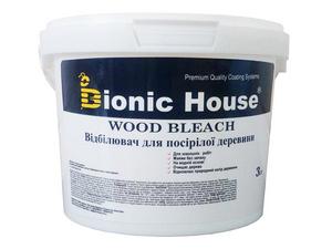 Відбілювач для деревини «Wood Bleach» без хлору