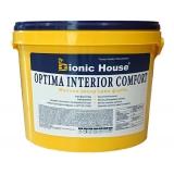 «Optima Interior comfort» - Акриловая интерьерная краска влагостойкая