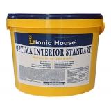 «Optima Interior standard» - Акриловая краска для стен и потолков