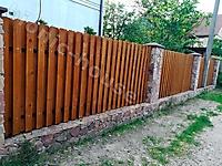 Аква-Колор, дуб-2019, деревянные заборы_3
