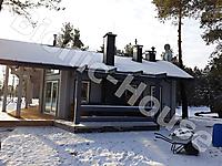 Деревянный дом в лесу_1