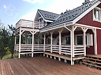 СК «Затишний Будинок» краска для дерева Bionic-House_6